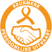 Logo Stichting Keurmerk Persoonlijke Uitvaart
